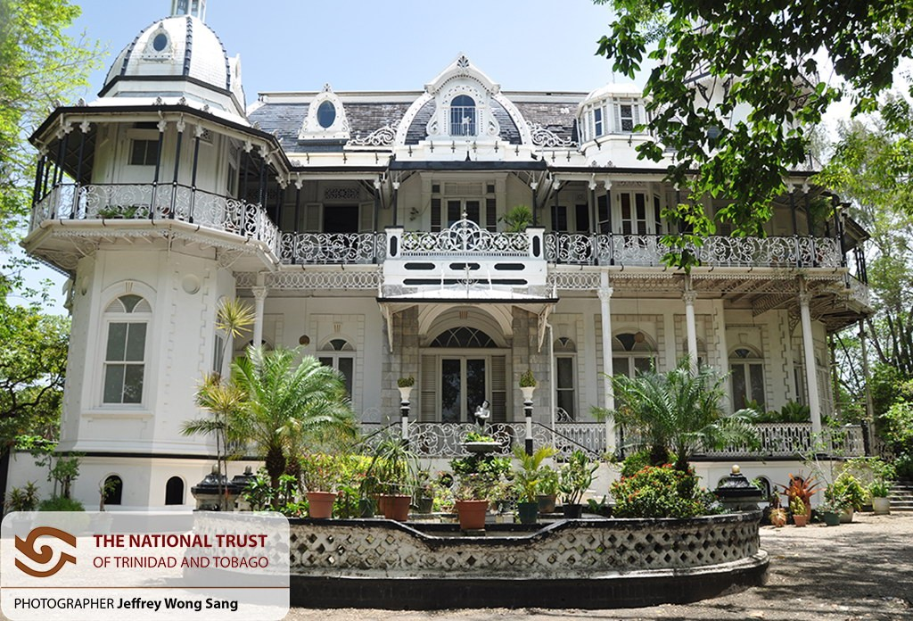 Ambard s house roomor national trust of trinidad and tobago for Trini homes