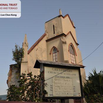 Greyfriars Church & Hall (Demolished)