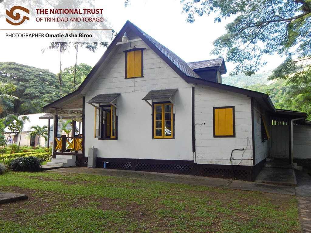 Lopinot house national trust of trinidad and tobago for Right house