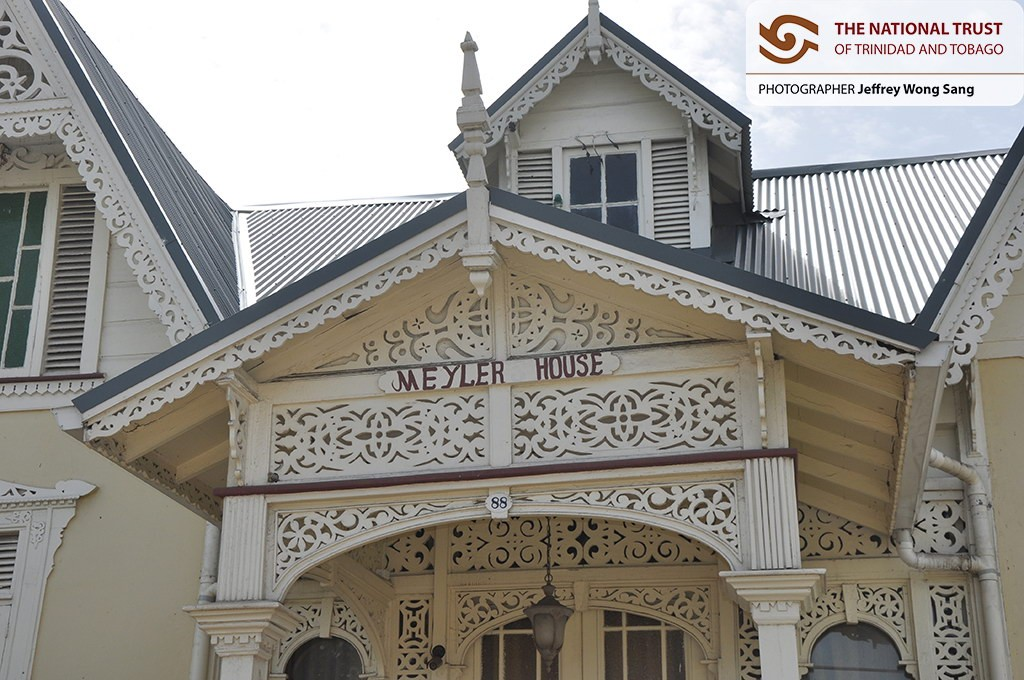 Meyler House National Trust Of Trinidad And Tobago