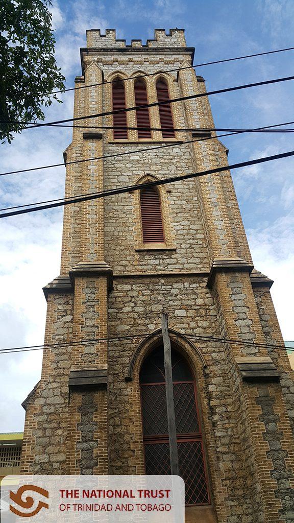 Sacred Heart Roman Catholic — National Trust of Trinidad and