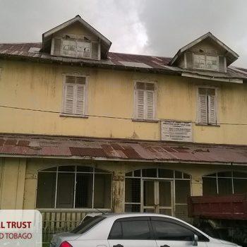Old Warden's Office (Demolished)