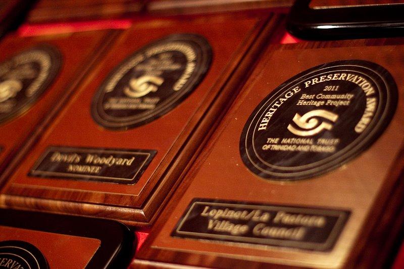 2011 Heritage Award