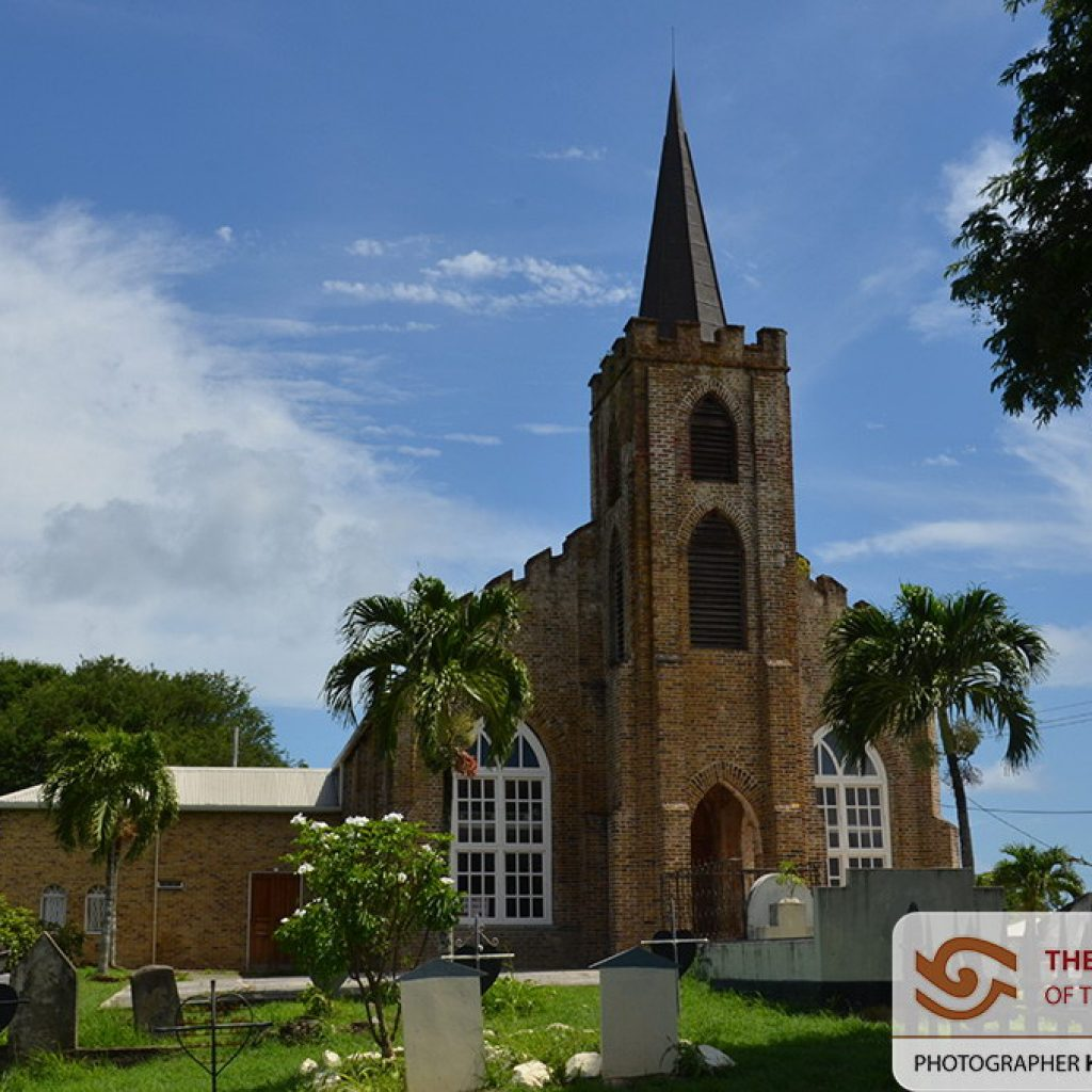 st. patrick's anglican church — national trust of trinidad and tobago