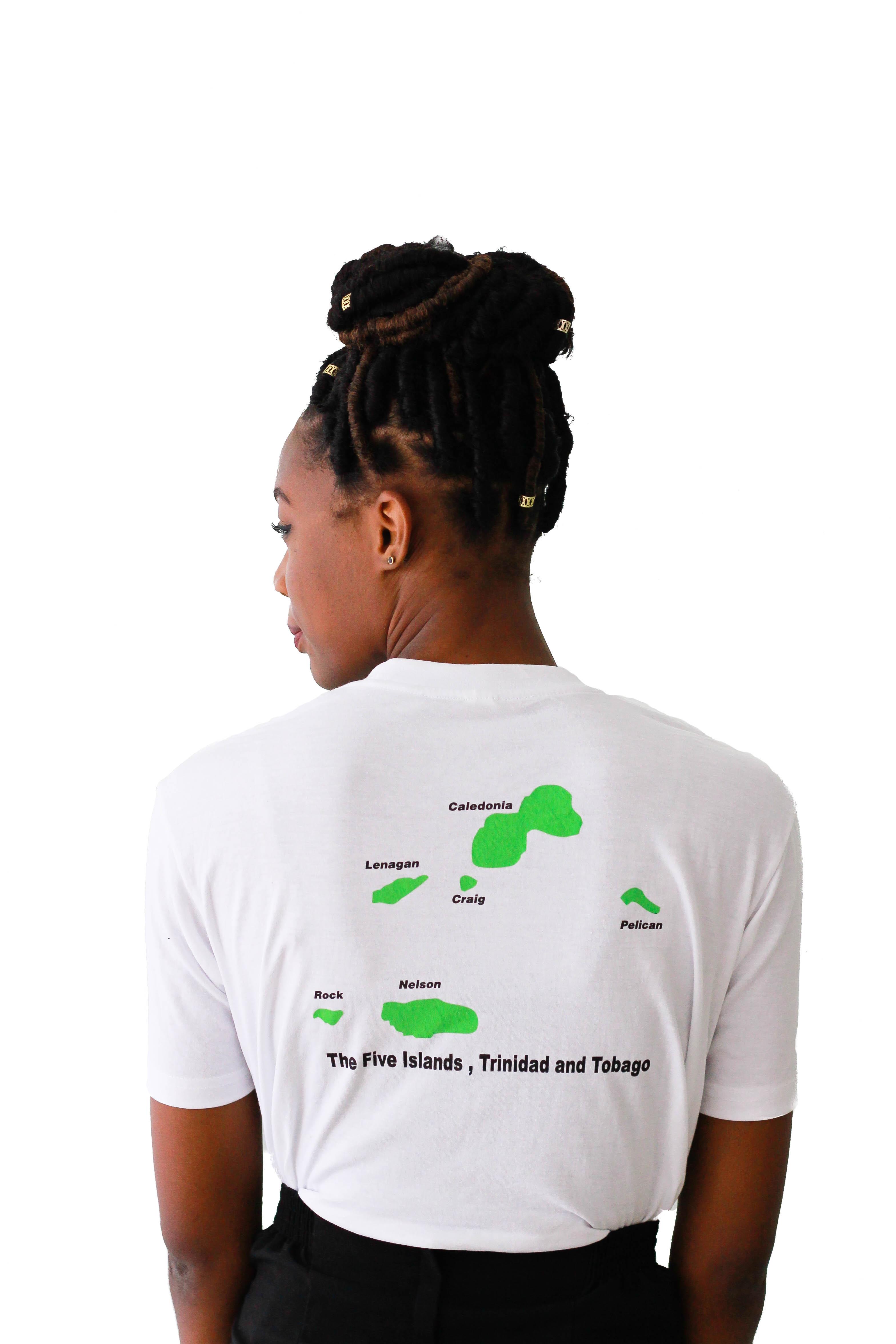 Nelson Island T Shirt – Five Islands