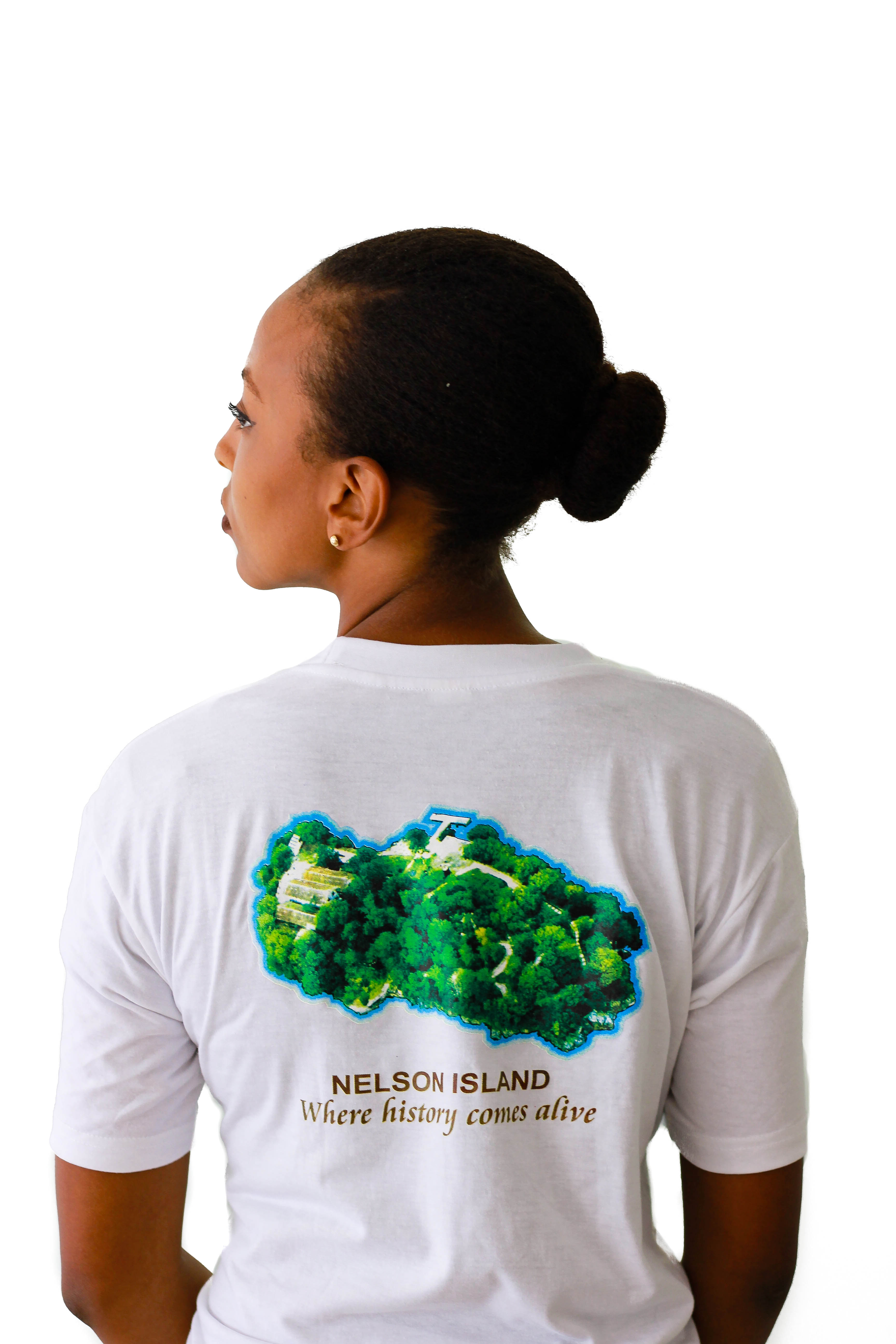 Nelson Island T Shirt – Where history comes alive