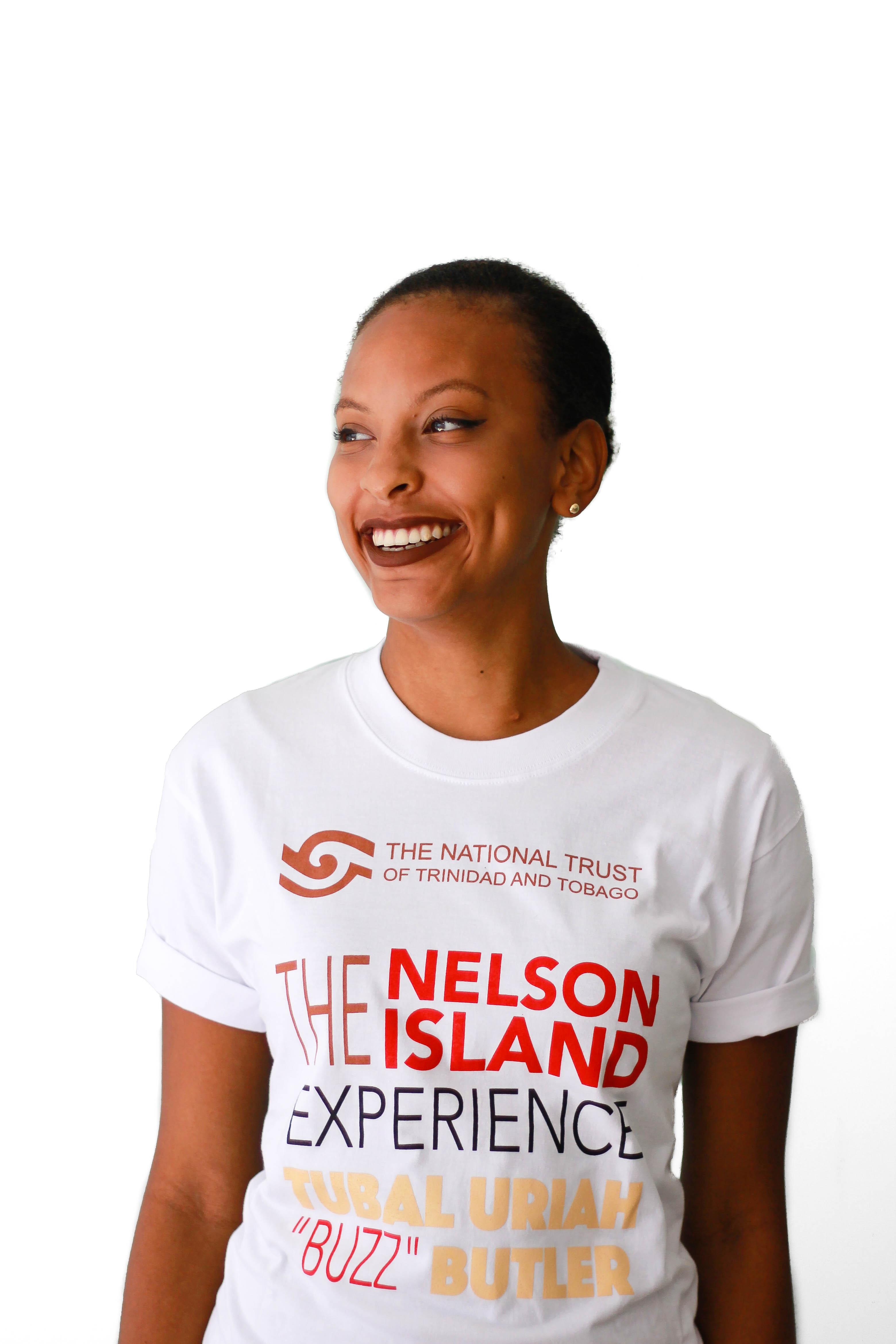 Nelson Island T Shirt – Uriah Buzz Butler
