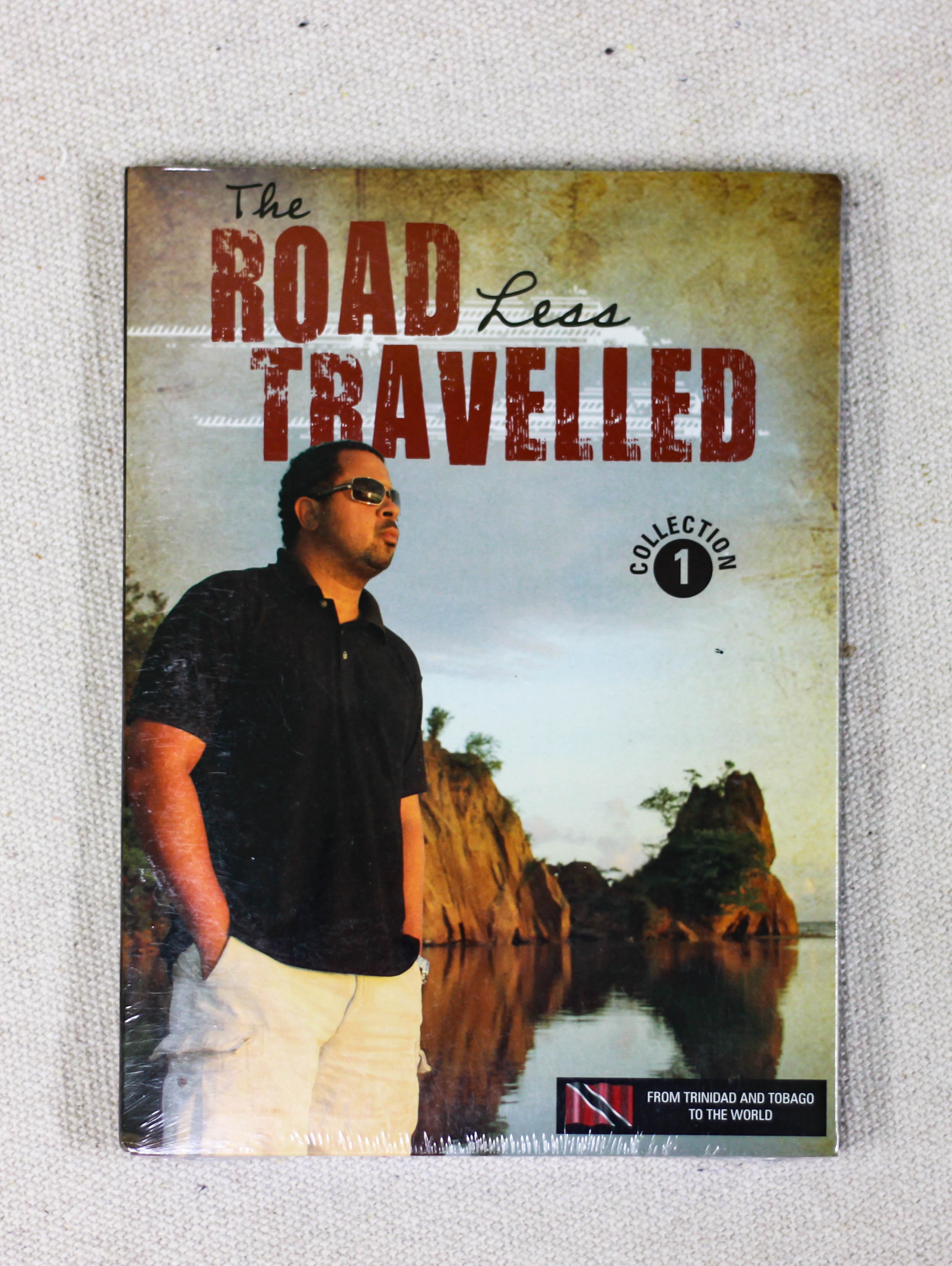 The ROAD Less TRAVELLED DVD