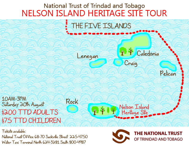 Nelson Island Stay to Get Away Tour