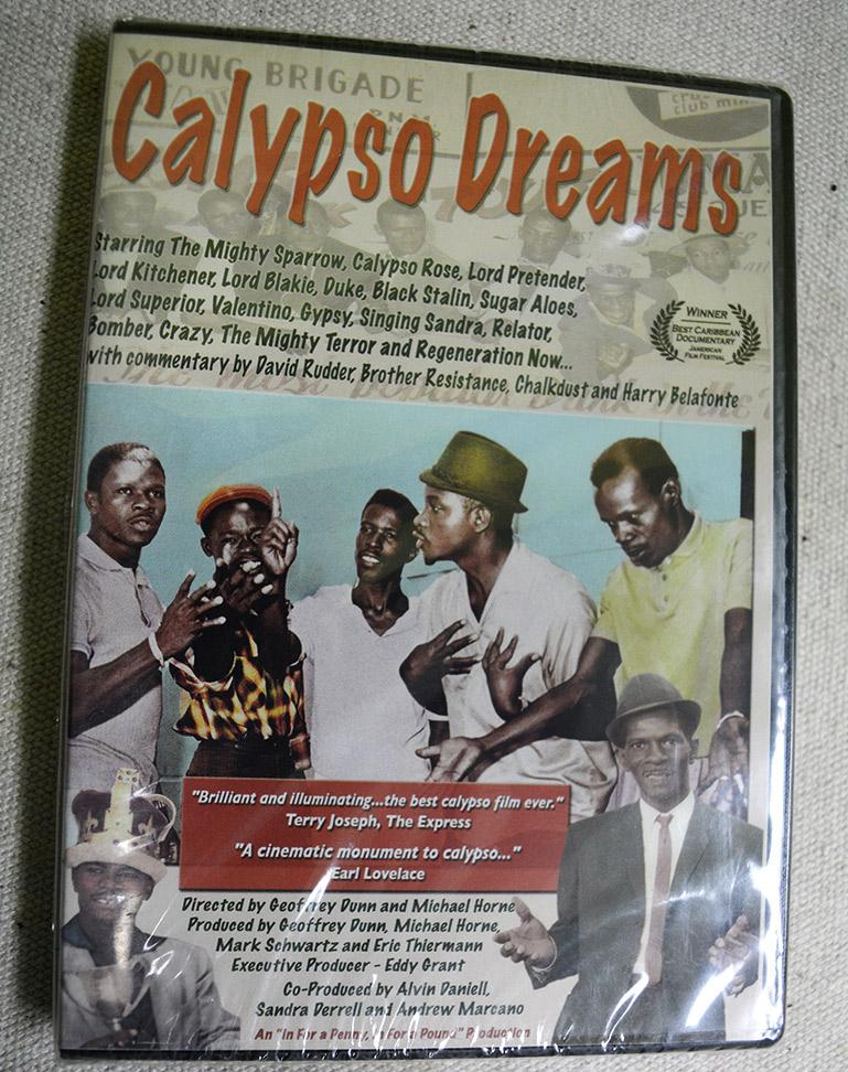 Calypso Dreams – Geofrey Dunn and Michael Horne