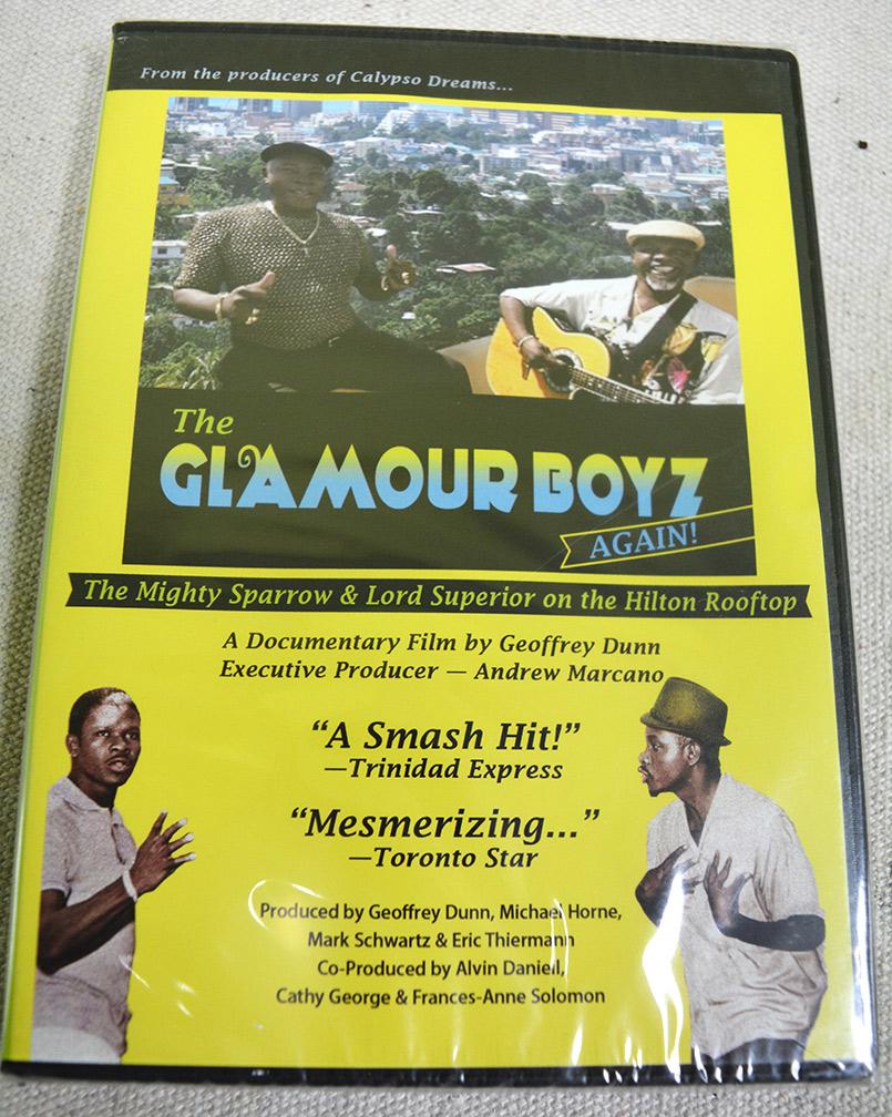 The Glamour Boyz Again – A Documentary Film by Geoffrey Dunn