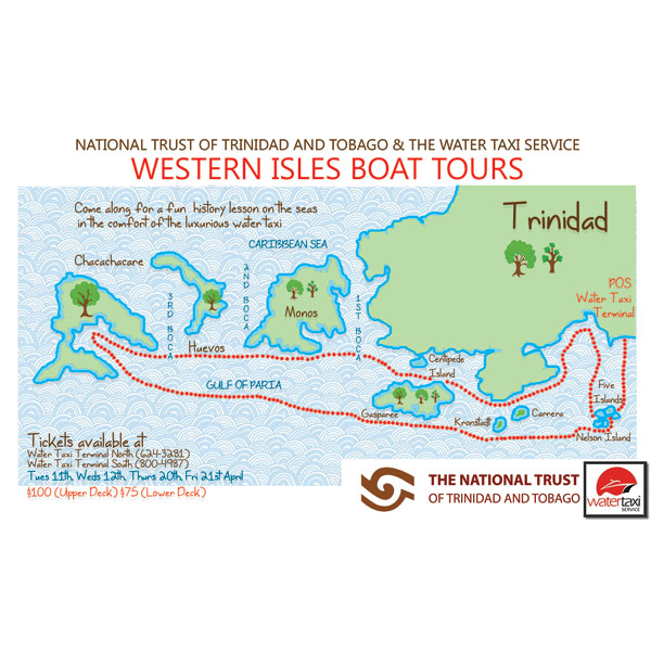 Western Isles Boat Tours - 11th, 12th, 20th, 21st April