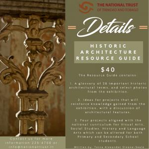 Historic Architecture Resource Guide
