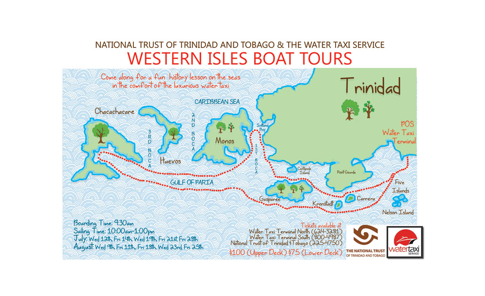 Western Isles Boat Tour - July/August 2017