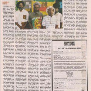 Telling the Rastafarian story