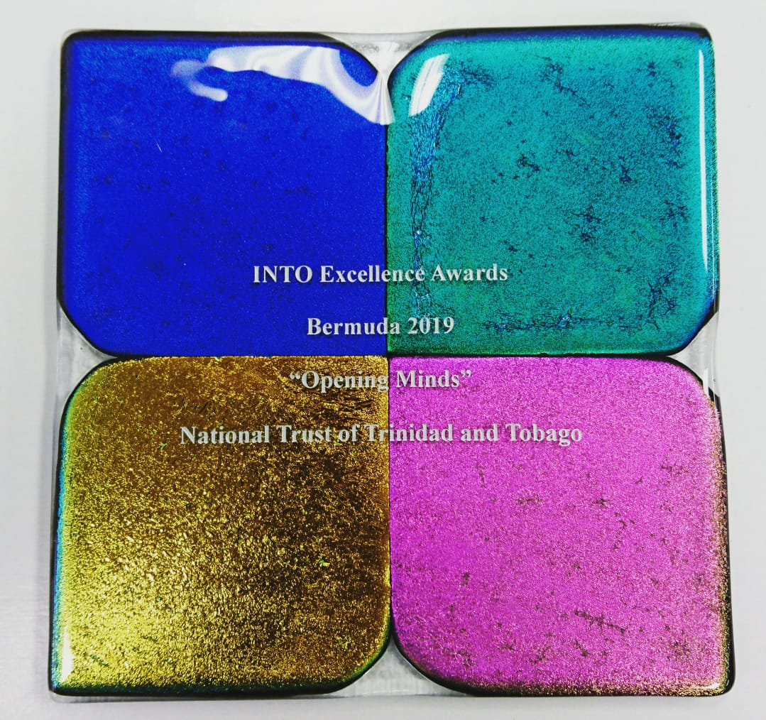 National Trust of Trinidad and Tobago wins INTO Open Minds Award