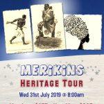 Merikins Tour