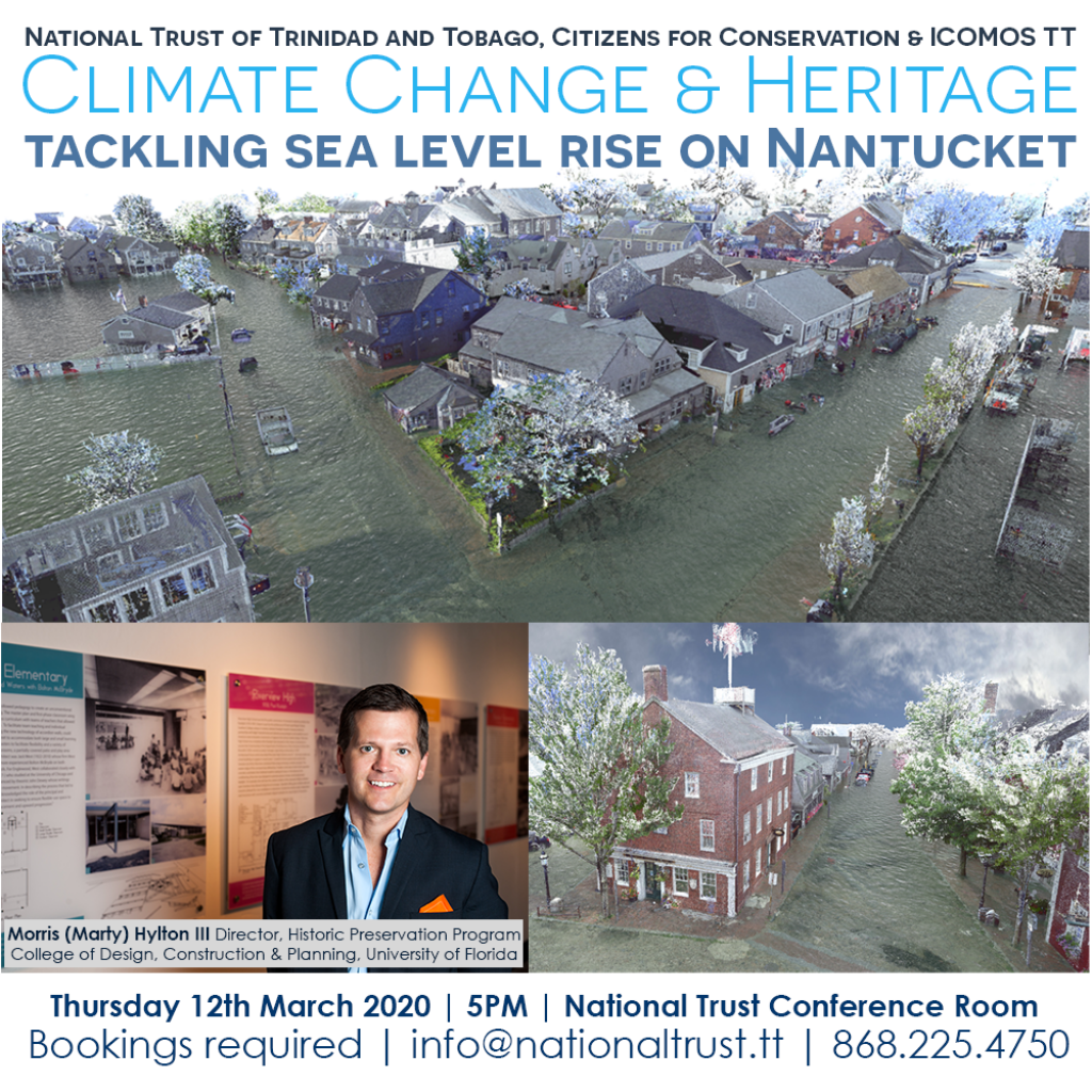 Climate Change and Heritage