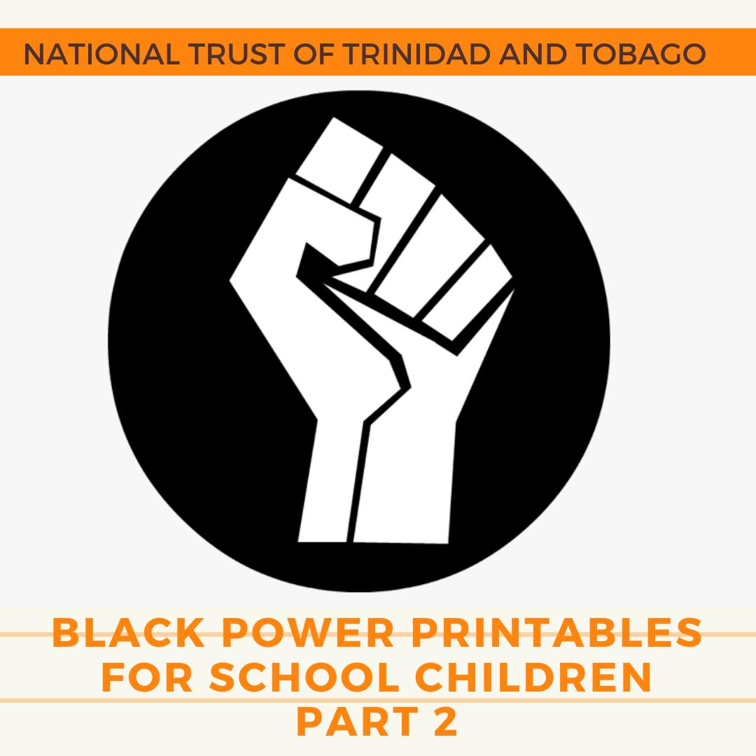 Black Power Printables Part 2