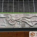 Carlisle Chang Mural - Textel Building