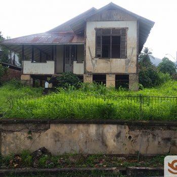 C.L.R. James House (Demolished)