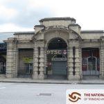 Trinidad Government Railway Building
