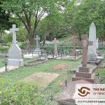 Tombs of Solomon Hochoy, Gov. Hill etc