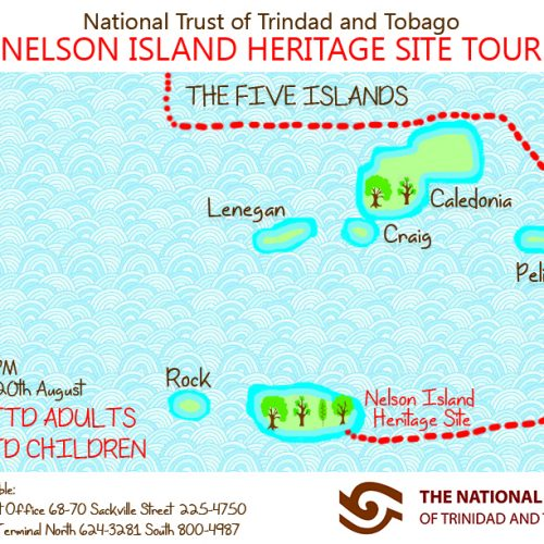 Nelson Island Heritage Site Tour