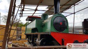 TGR 4-4-0t No. 11 Locomotive