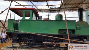 TGR 4-4-0t No. 11 Locomotiv