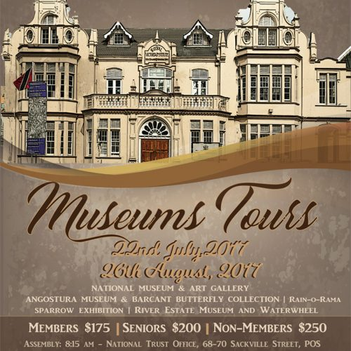 5 Museums Tour - July-August 2017