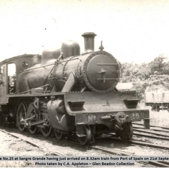 A look back at the Arima to Sangre Grande Railway extension, 120 years on