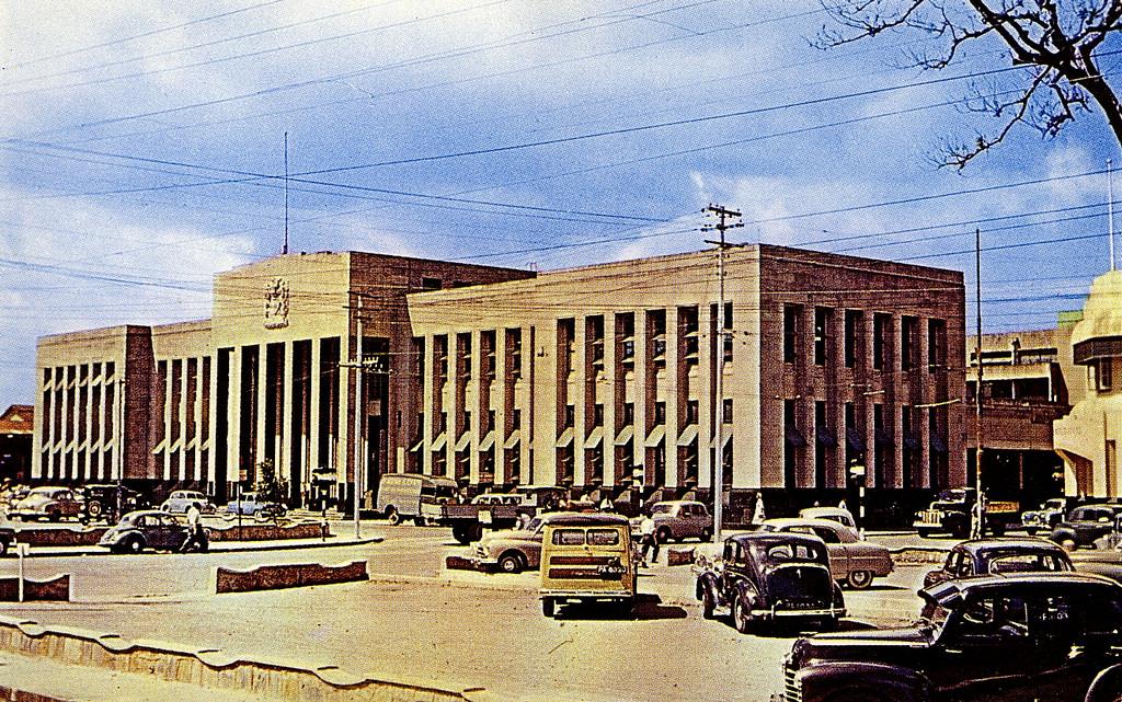 Emancipation and the Treasury Building