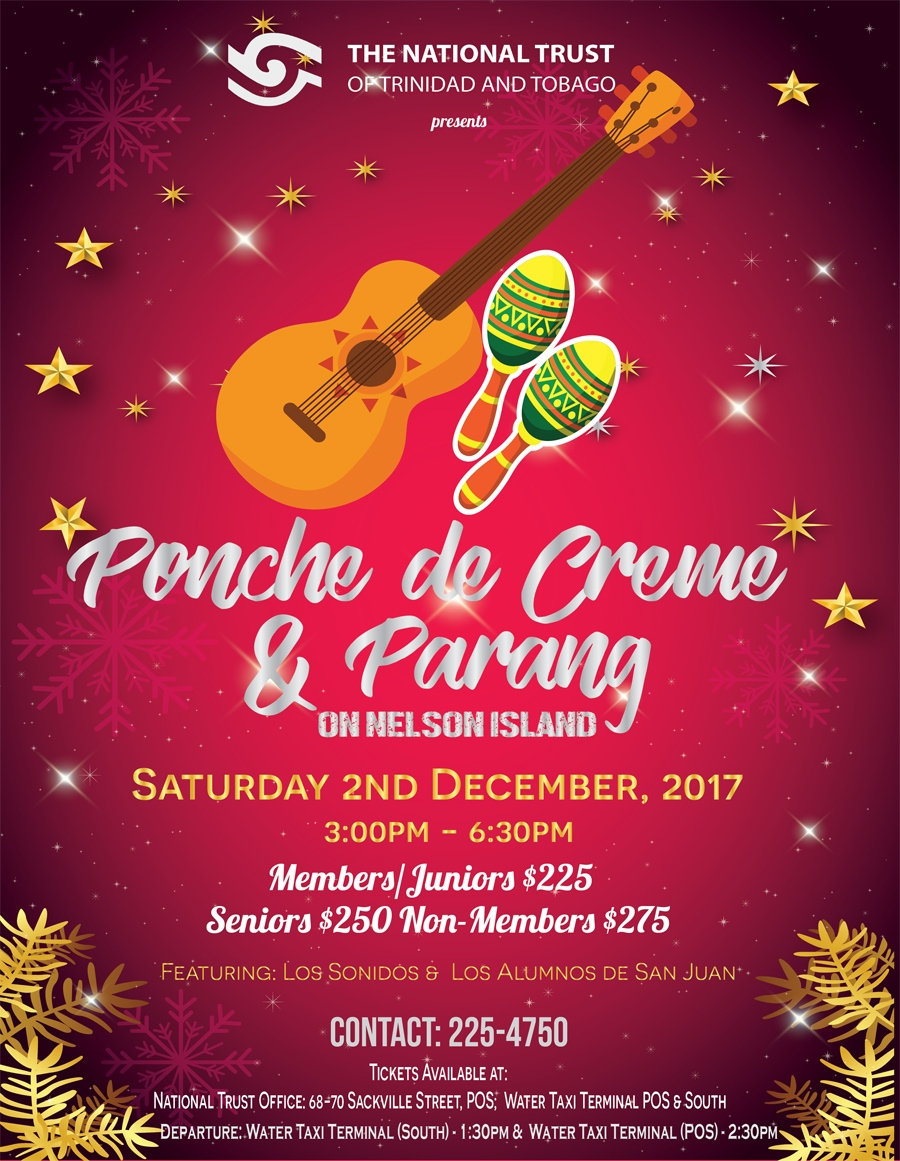 Ponche-de-Crème and Parang
