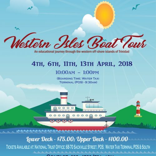 Western Isles Boat Tour 2018