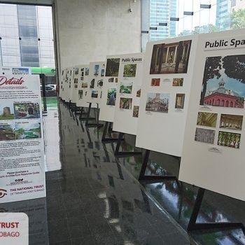 Details Exhibition - Eric Williams Financial Complex