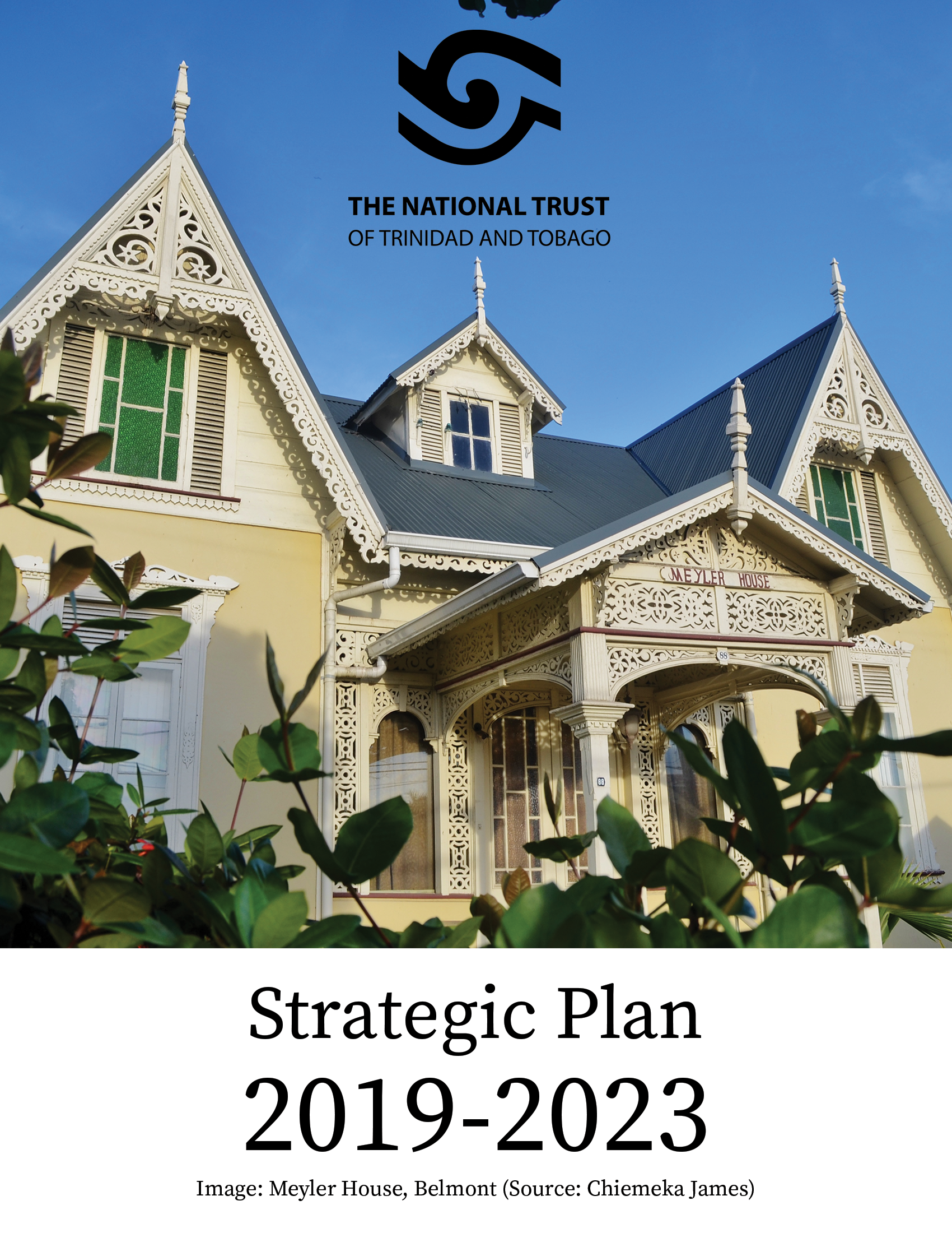 Strategic Plan 2019-2023