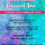 Nelson Island Carnival Tour