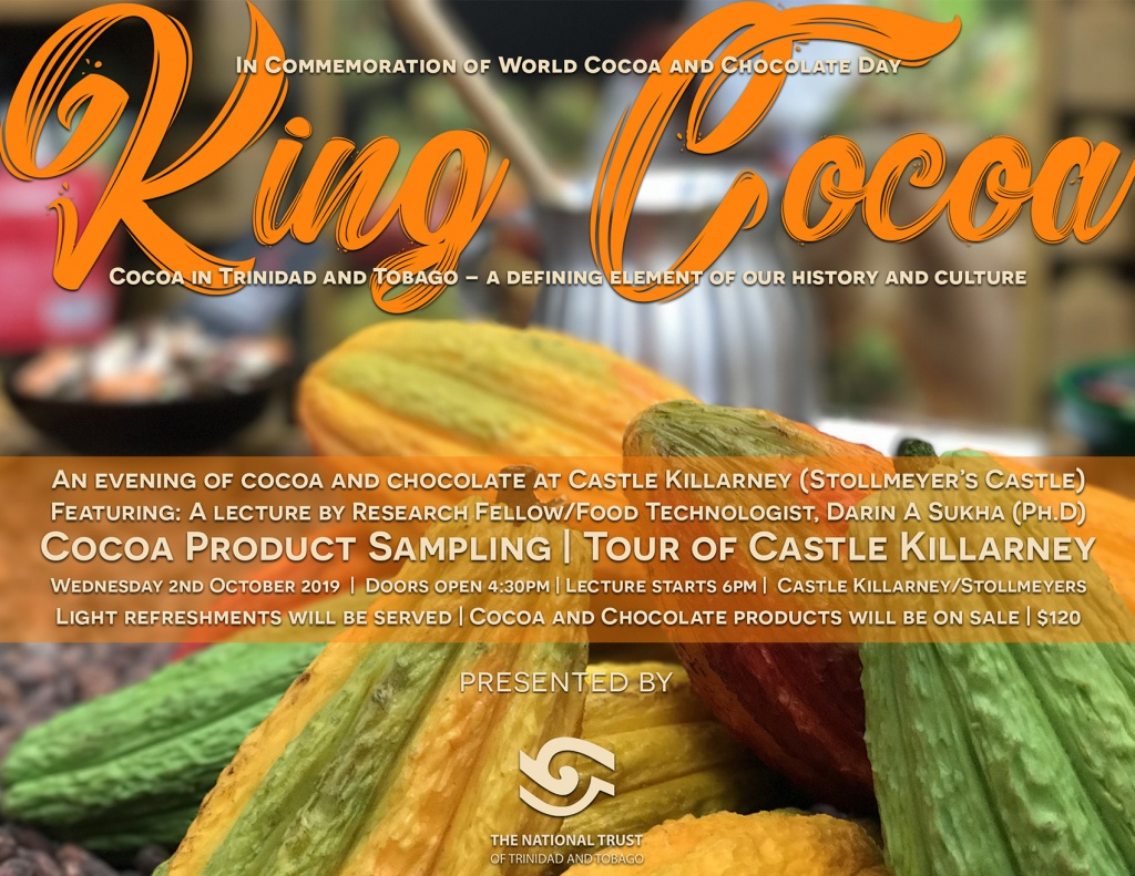 King Cocoa - The Legacy of Cocoa in Trinidad and Tobago