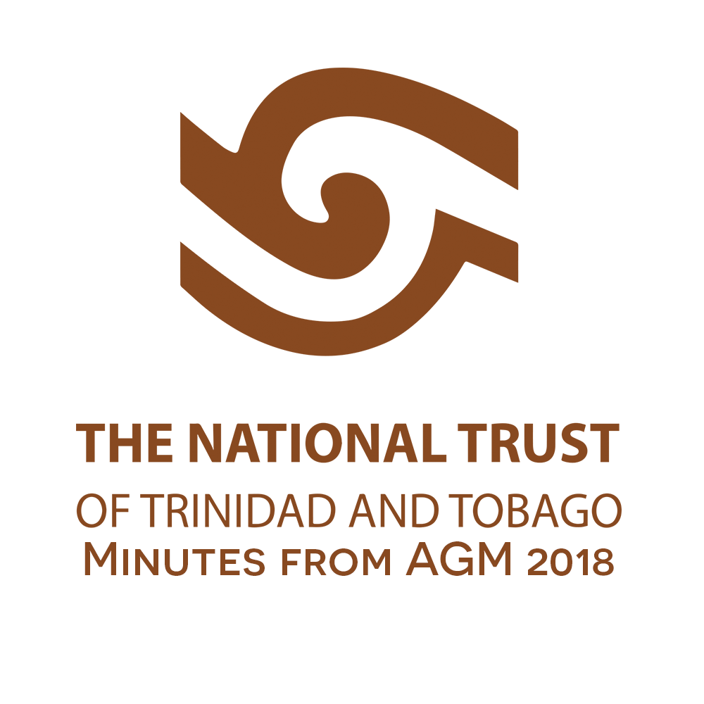 Minutes from AGM 2018