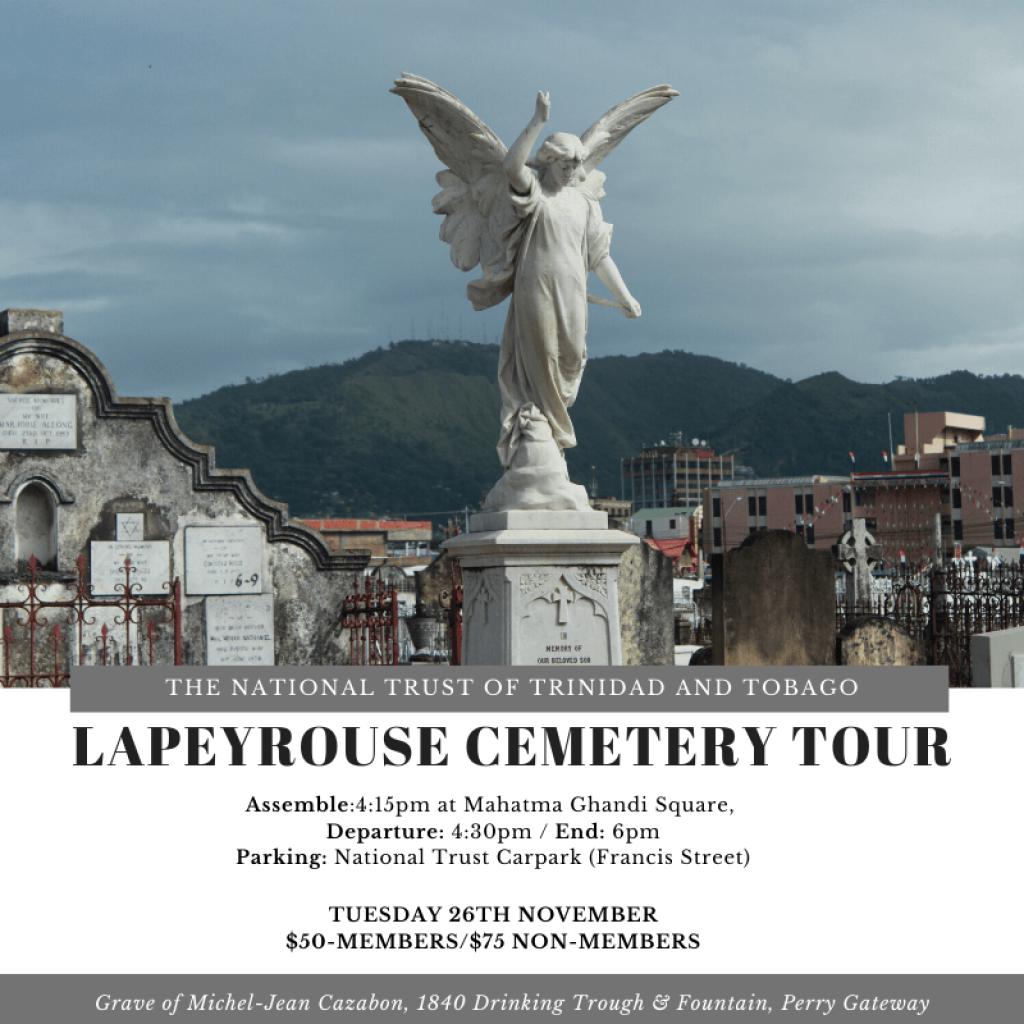 Lapeyrouse Cemetery Tour