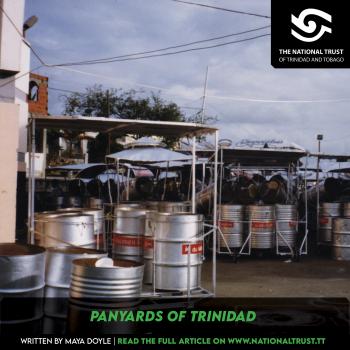 Panyards of Trinidad