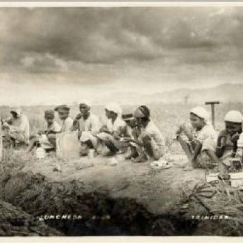 The beginning of Indian Indentureship in Trinidad