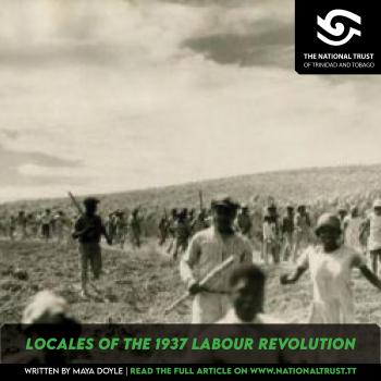 Locales of the 1937 Labour Revolution