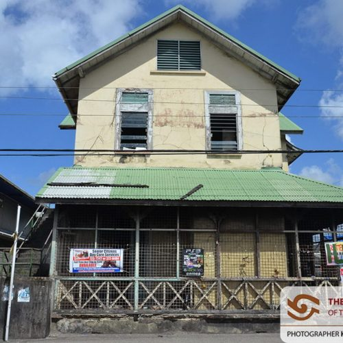 Statement on the Sangre Grande Old Post Office