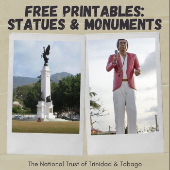 Statues and Monuments Printables Part 1