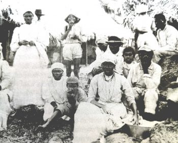 Freed Africans Post Emancipation