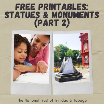 Statues and Monuments Printables Part 2