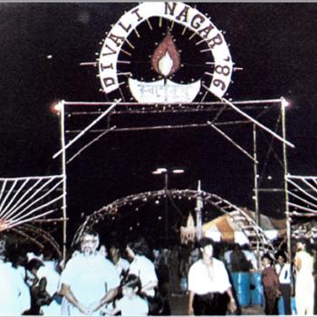 Divali Nagar: The City of Lights.