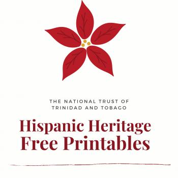 Hispanic Heritage of Trinidad and Tobago Free Printables